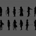 char-silhouettes
