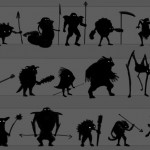 creature-silhouettes